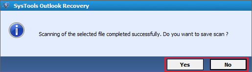 Save PST files